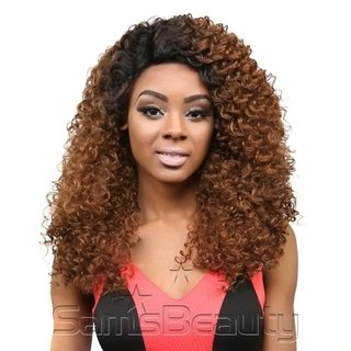 ENCOMENDA! Outre Synthetic L Part Lace Front Wig - DOMINICAN CURLY - comprar online