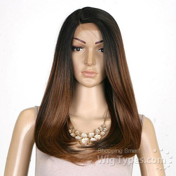 ENCOMENDA! Freetress Equal Invisible L Part Lace Front Wig - JUSTICE - comprar online