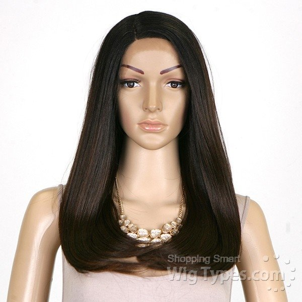 ENCOMENDA! Freetress Equal Invisible L Part Lace Front Wig - JUSTICE - loja online