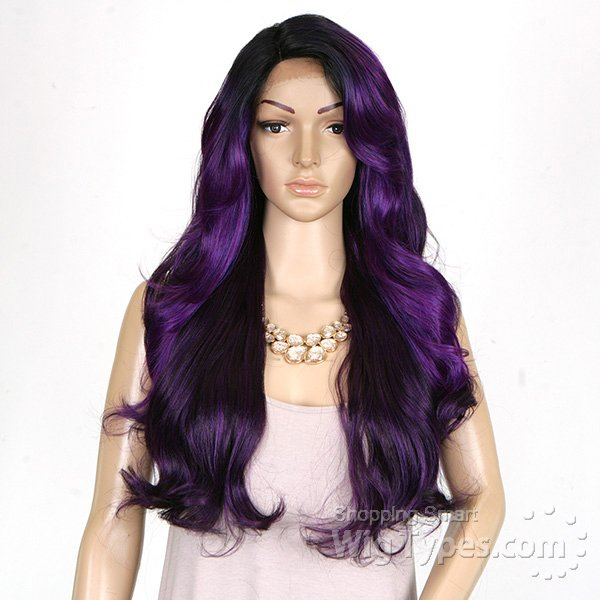 ENCOMENDA! Freetress Equal Deep Invisible L Part Lace Wig Karissa - comprar online