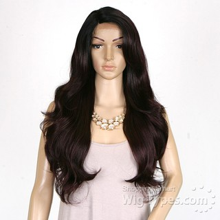 ENCOMENDA! Freetress Equal Deep Invisible L Part Lace Wig Karissa - loja online