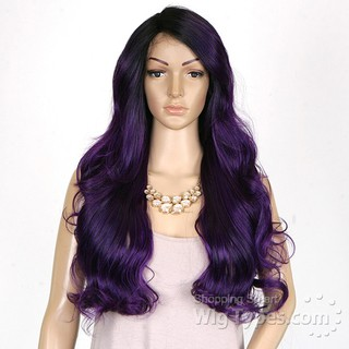 Imagem do ENCOMENDA! Freetress Equal Deep Invisible L Part Lace Wig Karissa