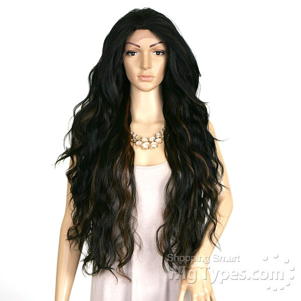 ENCOMENDA! Freetress Equal Eternity Collection Synthetic Lace Front Wig - SWEET 31 - Divas Wig