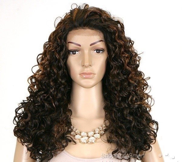 ENCOMENDA! Freetress Equal Natural Hairline Lace Front Wig - KIMORA - Divas Wig