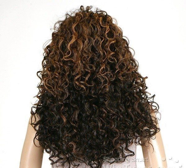 ENCOMENDA! Freetress Equal Natural Hairline Lace Front Wig - KIMORA - loja online