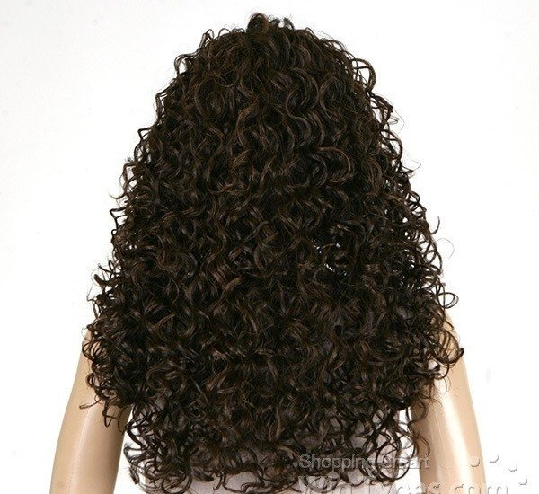 ENCOMENDA! Freetress Equal Natural Hairline Lace Front Wig - KIMORA
