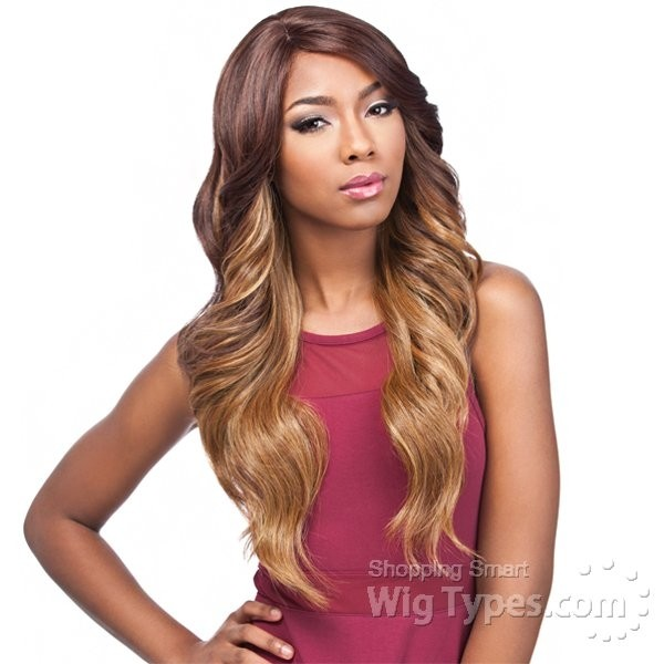 PRONTA ENTREGA Sensationnel Synthetic Wig Instant Fashion Wig Couture - INNA - cor preta - comprar online