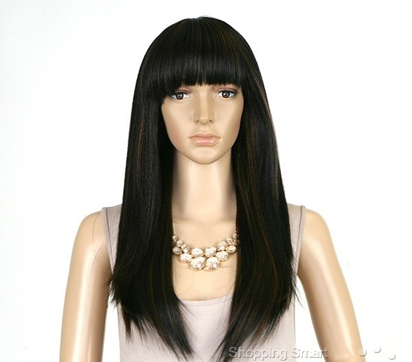ENCOMENDA! Isis Brown Sugar Human Hair Blend Full Wig - BS103 - comprar online