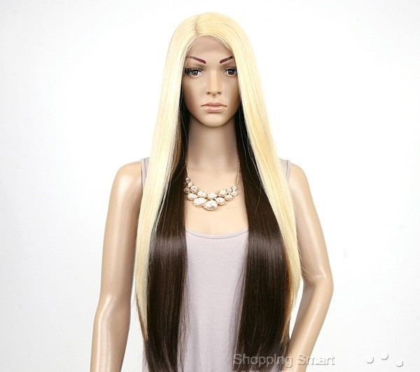 ENCOMENDA! Janet Collection Natural Super Flow Deep Part Lace Wig - DAVISA - loja online