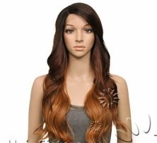 ENCOMENDA! Freetress Equal Synthetic Hair Lace Deep Invisible L Part Lace Front Wig - DANITY - loja online