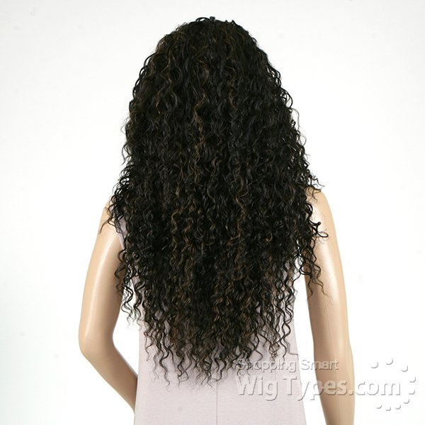 ENCOMENDA! Outre Synthetic L Part Lace Front Wig - BATIK- PERUVIAN - Divas Wig
