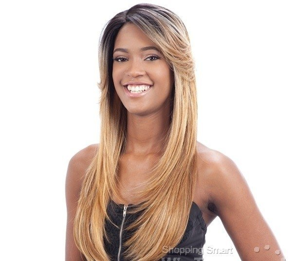 ENCOMENDA! Freetress Equal Lace Front Wig Deep Invisible Part - PATSY - comprar online