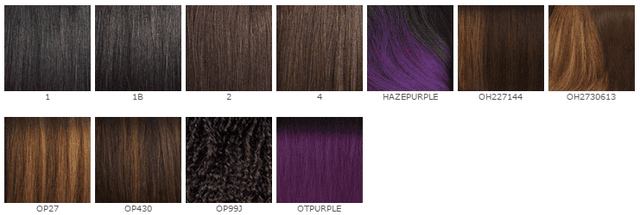 ENCOMENDA! Freetress Equal Deep Invisible L Part Lace Wig Karissa