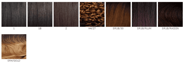 ENCOMENDA! Isis Human Hair Blend Lace Front BROWN SUGAR - BS505 VIENNA - comprar online