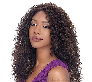 ENCOMENDA! Sensationnel Empress Lace Front Wig JENNA