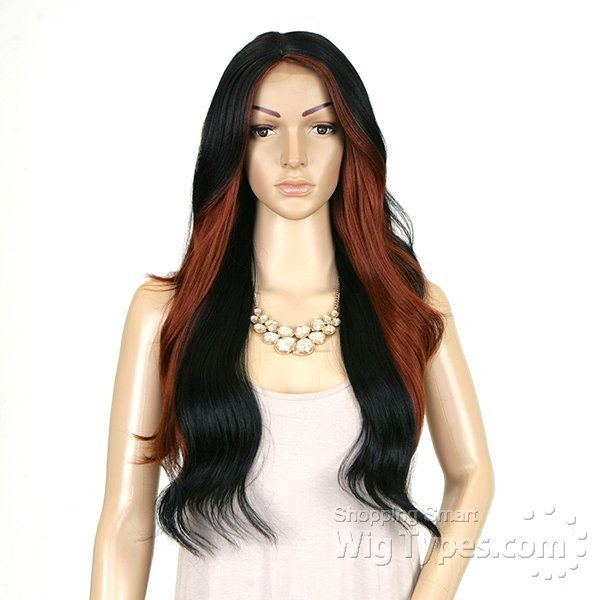 ENCOMENDA! Sensationnel Synthetic Wig Instant Fashion Wig Couture - INNA  - loja online