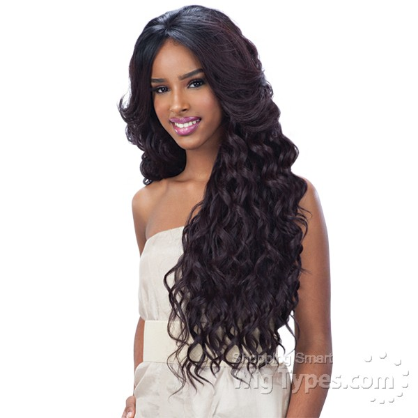 ENCOMENDA! Freetress Equal Eternity Collection Synthetic Lace Front Wig - SWEET 31 - comprar online