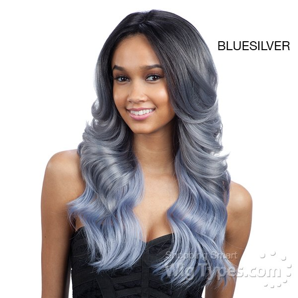 Imagem do ENCOMENDA! Freetress Equal Synthetic Premium Delux Lace Front Wig - CAMERON
