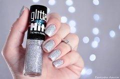 Esmalte Hits Glitter Forte Holográfico 388