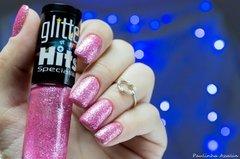 Esmalte Hits Glitter Forte 706