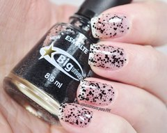 Esmalte Big Universo Diamante Negro 15,5ml