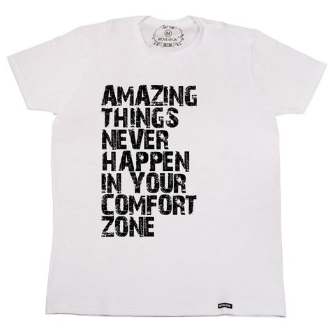 Camiseta Amazing things - loja online