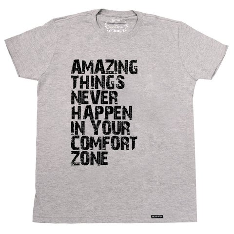 Camiseta Amazing things