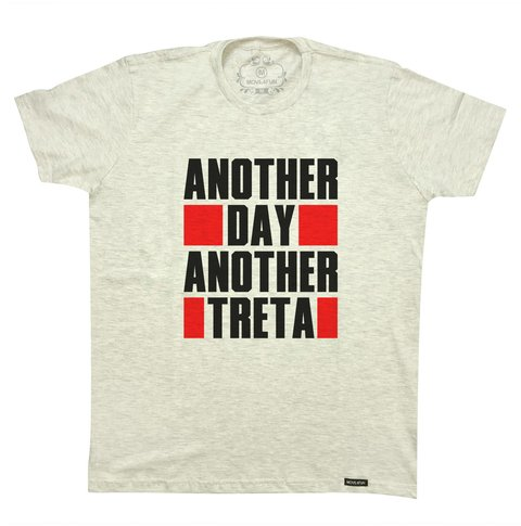 Camiseta Another day another treta - comprar online