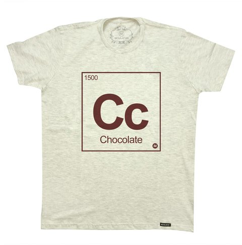 Camiseta Chocolate - comprar online