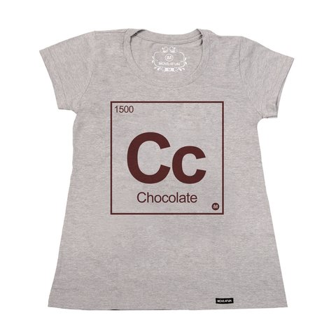 Imagem do Camiseta Chocolate