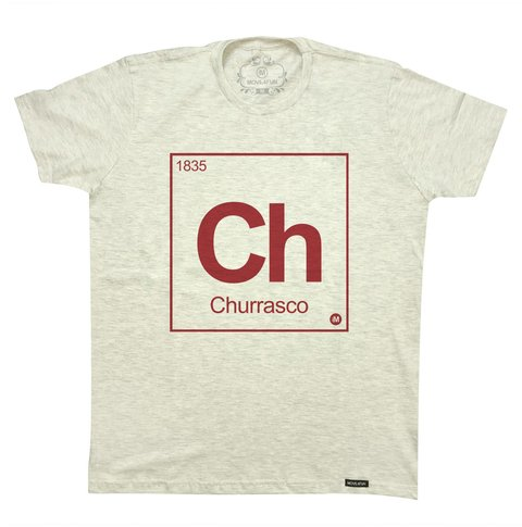 Camiseta Churrasco na internet