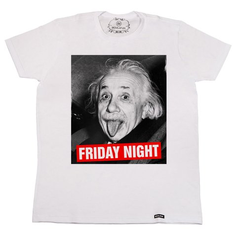Camiseta Friday night