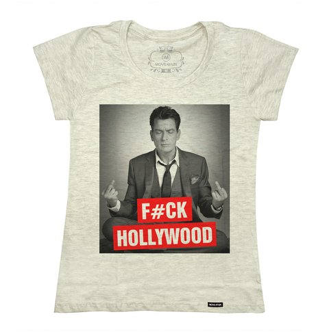 Camiseta Fuck Hollywood - loja online