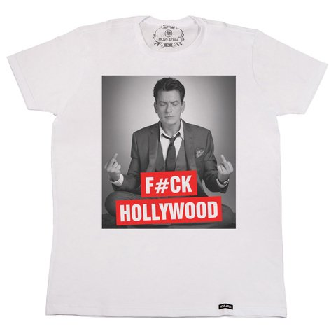 Camiseta Fuck Hollywood