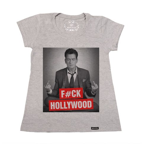 Imagem do Camiseta Fuck Hollywood