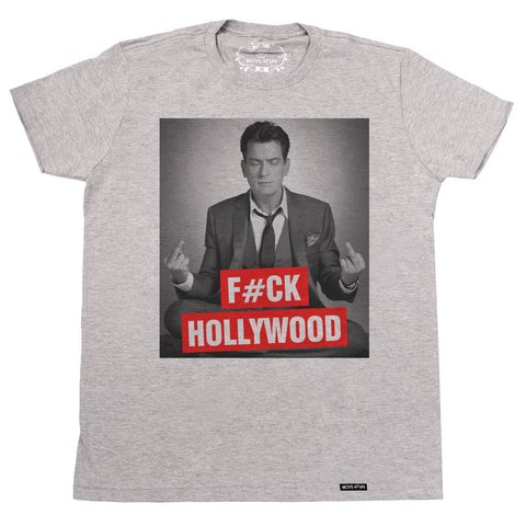Camiseta Fuck Hollywood - comprar online