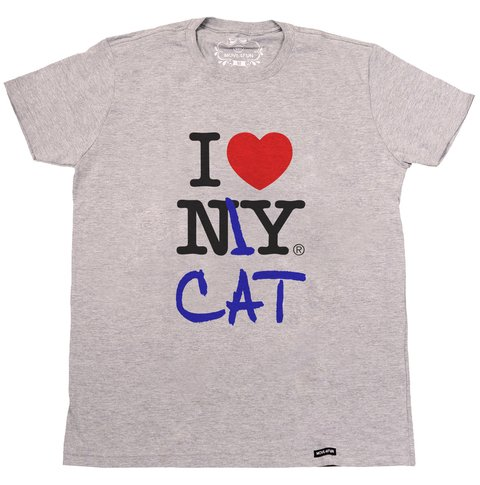 Camiseta I love my cat - comprar online
