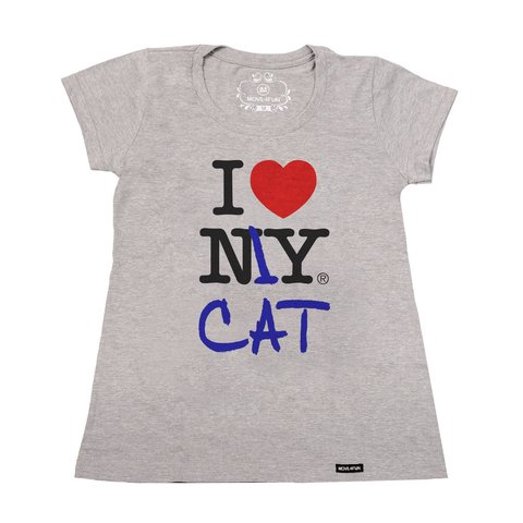 Imagem do Camiseta I love my cat