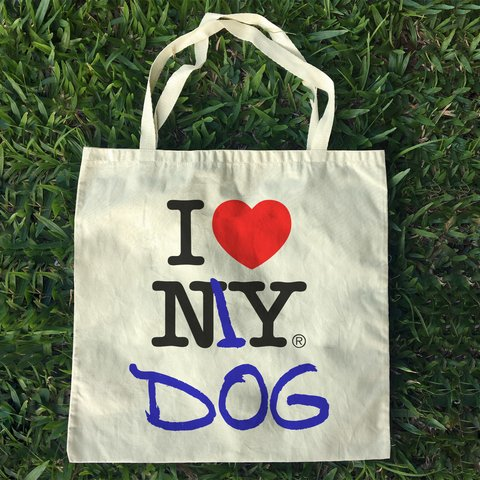 Ecobag I Love my Dog