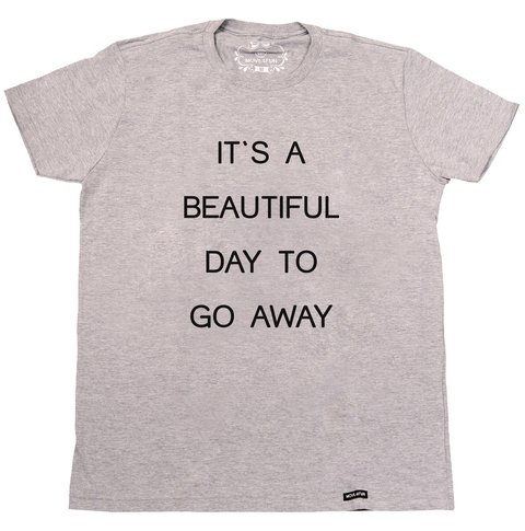 Camiseta It's a beautiful day