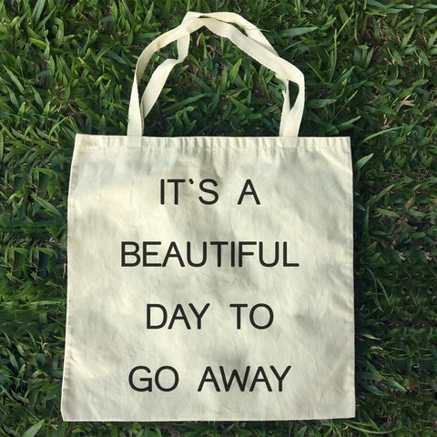 Ecobag It's a Beautiful Day