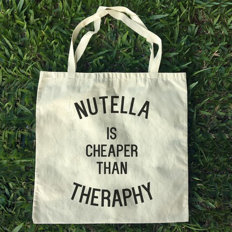Ecobag Nutella
