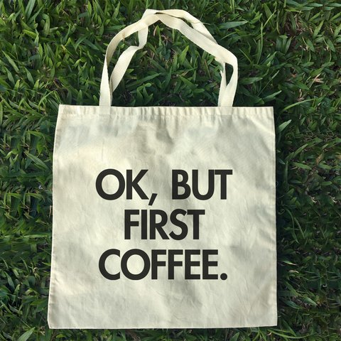 Ecobag Ok Coffee