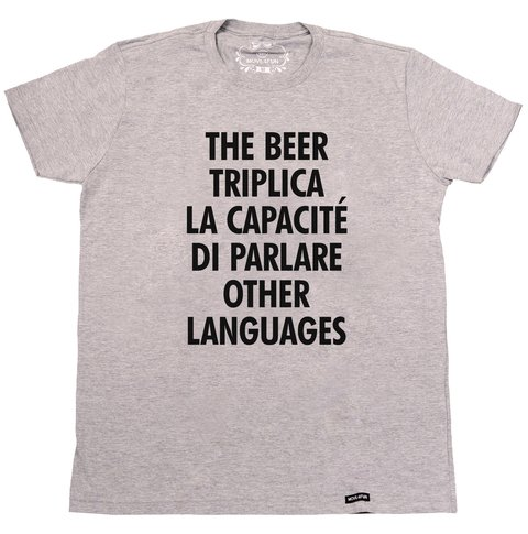 Camiseta The beer