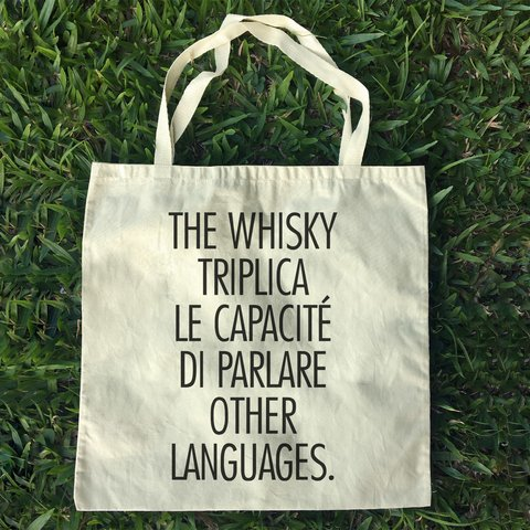 Ecobag The Whisky