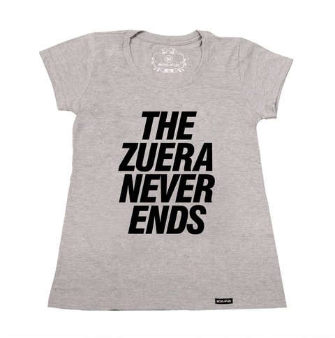 Imagem do Camiseta The zuera never ends