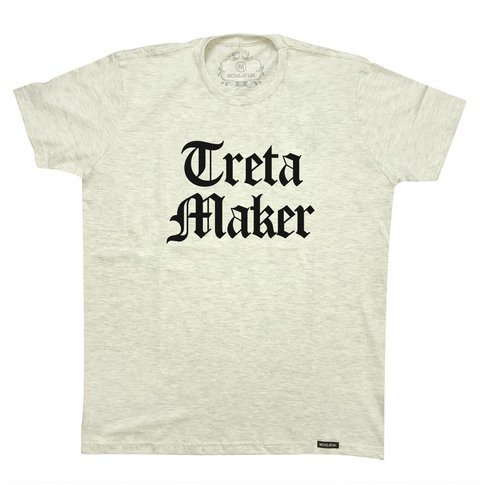 Camiseta Treta maker na internet