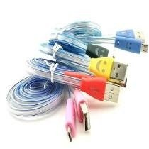 CABLE USB CON LUZ 30 PIN
