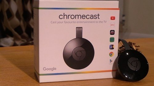 Imagen de Google Chromecast2 Media Streaming Hdmi Full Hd. Shenron