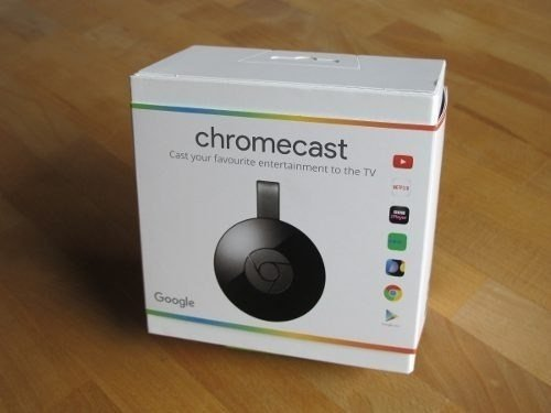 Google Chromecast2 Media Streaming Hdmi Full Hd. Shenron